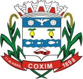 Brasão del município de Coxim