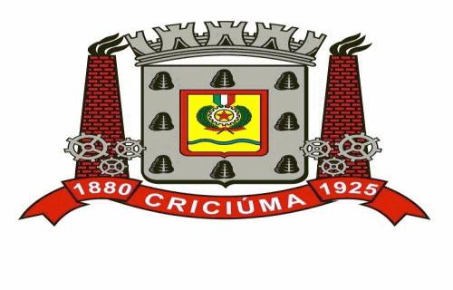 Brasão del município de Criciúma