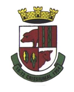 Brasão del município de Crissiumal