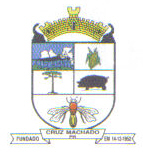 Brasão del município de Cruz Machado