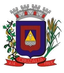 Brasão del município de Cruzália