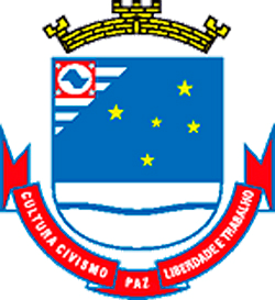 Brasão del município de Cruzeiro