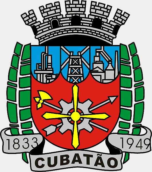 Brasão del município de Cubatão