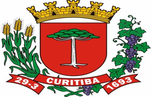 Brasão del município de Curitiba