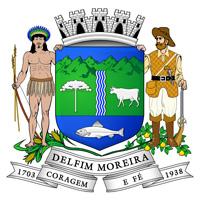 Brasão del município de Delfim Moreira
