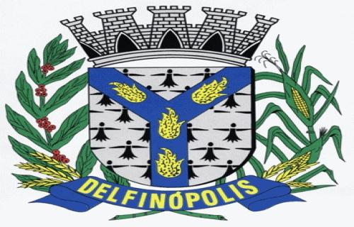Brasão del município de Delfinópolis