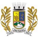 Brasão del município de Dona Francisca
