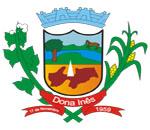Brasão del município de Dona Inês