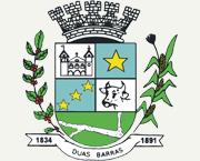 Brasão del município de Duas Barras