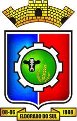 Brasão del município de Eldorado do Sul