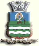 Brasão del município de Entre Rios de Minas