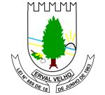 Brasão del município de Erval Velho