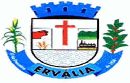 Brasão del município de Ervália
