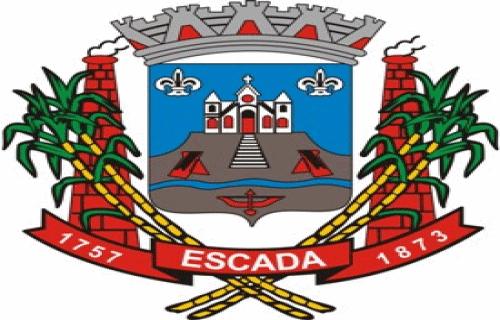 Brasão del município de Escada