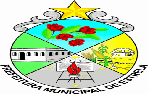 Brasão del município de Estrela