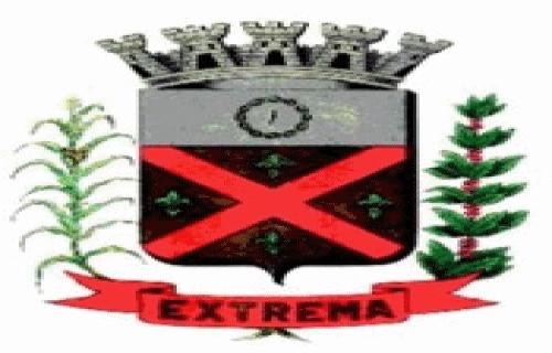 Brasão del município de Extrema