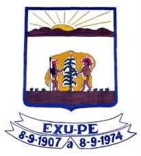 Brasão del município de Exu