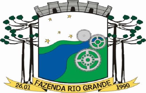 Brasão del município de Fazenda Rio Grande