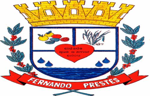 Brasão del município de Fernando Prestes