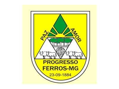 Brasão del município de Ferros