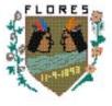Brasão del município de Flores