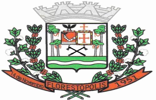 Brasão del município de Florestópolis