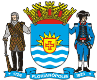 Brasão del município de Florianópolis