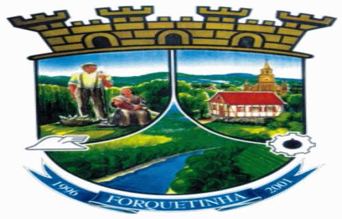 Brasão del município de Forquetinha
