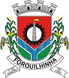Brasão del município de Forquilhinha