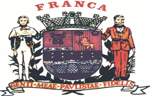 Brasão del município de Franca
