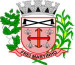 Brasão del município de Frei Martinho