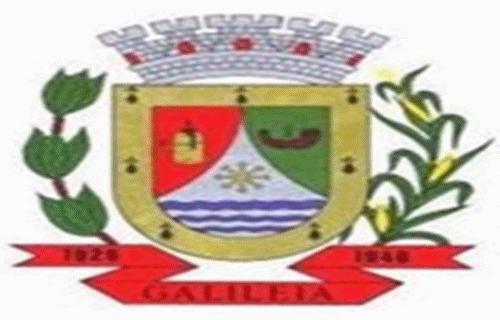 Brasão del município de Galiléia