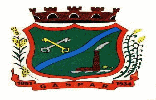 Brasão del município de Gaspar