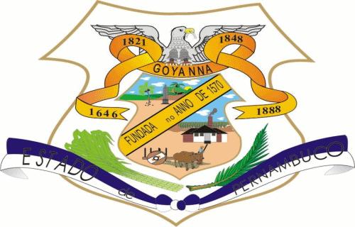 Brasão del município de Goiana