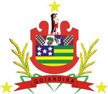 Brasão del município de Goiandira