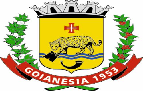 Brasão del município de Goianésia