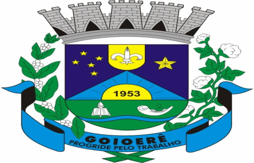 Brasão del município de Goioerê