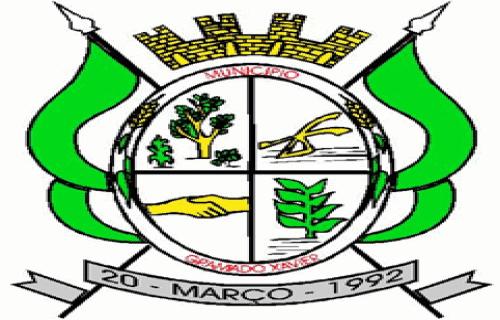Brasão del município de Gramado Xavier