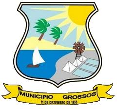 Brasão del município de Grossos