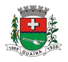 Brasão del município de Guaíra