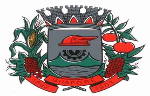 Brasão del município de Guaporé