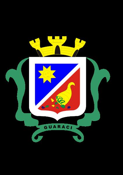 Brasão del município de Guaraci