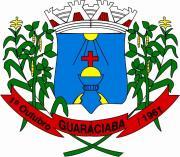 Brasão del município de Guaraciaba