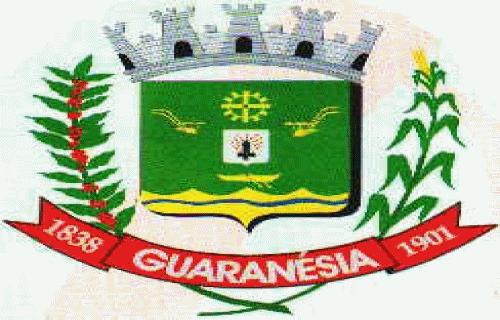 Brasão del município de Guaranésia