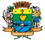Brasão del município de Guarani d'Oeste