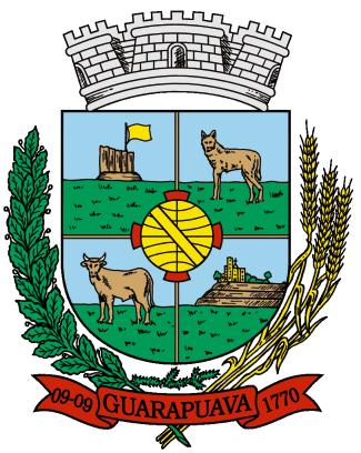 Brasão del município de Guarapuava