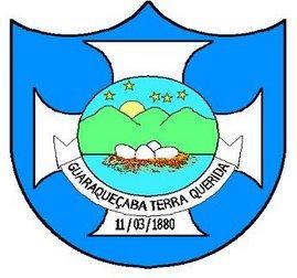 Brasão del município de Guaraqueçaba