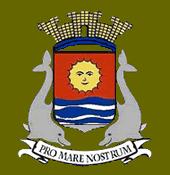 Brasão del município de Guarujá