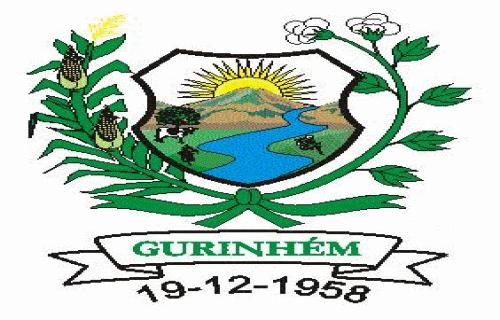 Brasão del município de Gurinhém