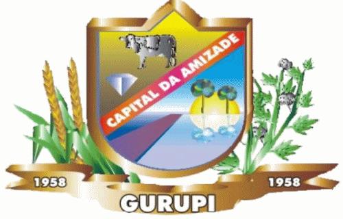 Brasão del município de Gurupi